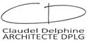 Delphine Claudel, architecte à Albertville (73)